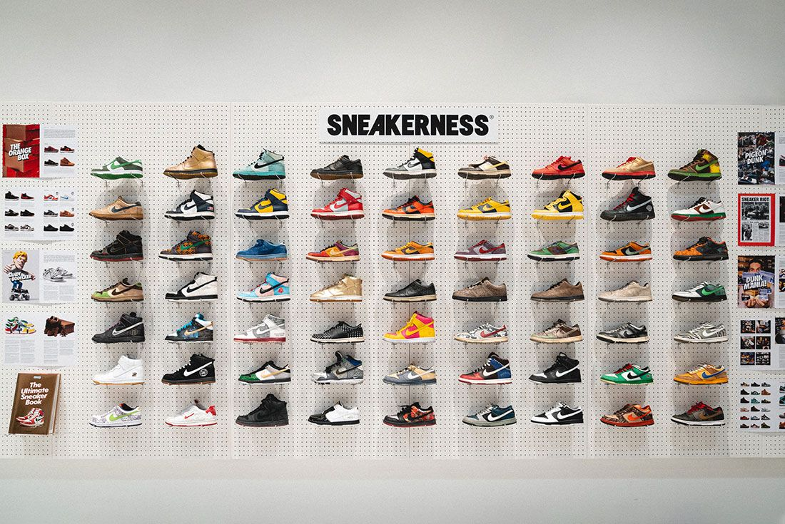 Sneakerness Milan Sneaker Freaker Vendor Tables7