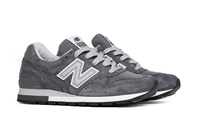 New Balance 996 Heritage Grey Silver 3