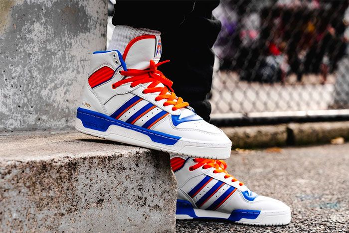 Adidas Originals Eric Emanuel Rivalry Hi 5