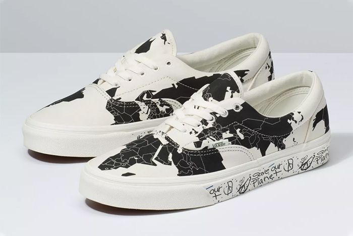 Vans Era Save Our Planet Black