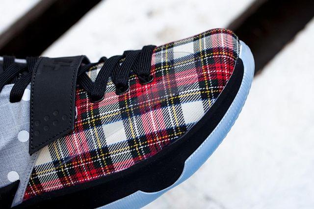 Nike Kd7 Ext Plaid Polka Dots 6