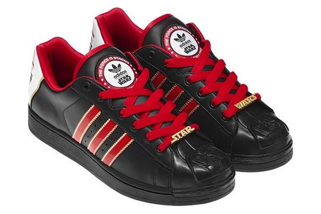 Adidas Star Wars 2011 Darth Vader 1