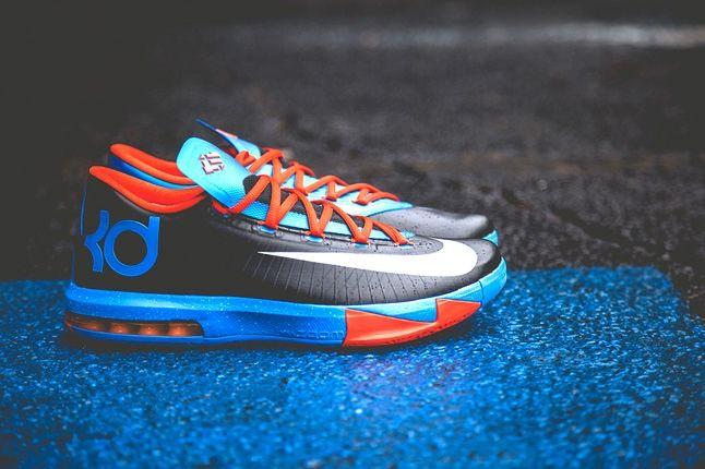 Nike Kd Vi Phot Blue 1