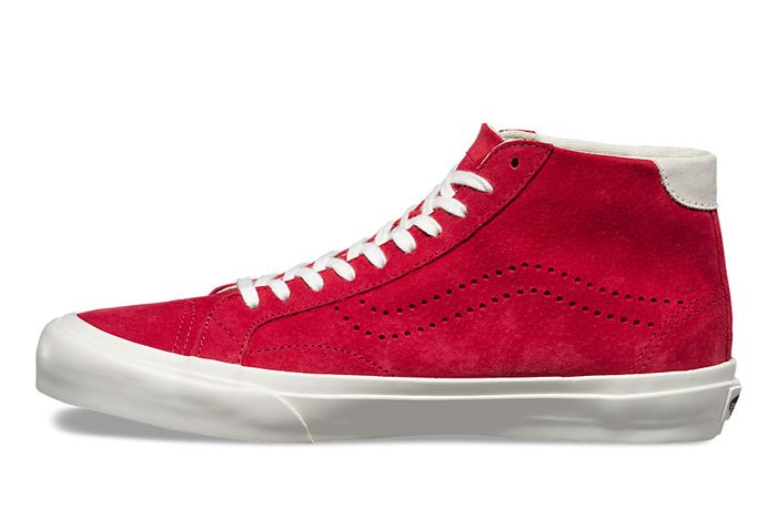 Vans Court Mid Dx Pig Suede Pack5