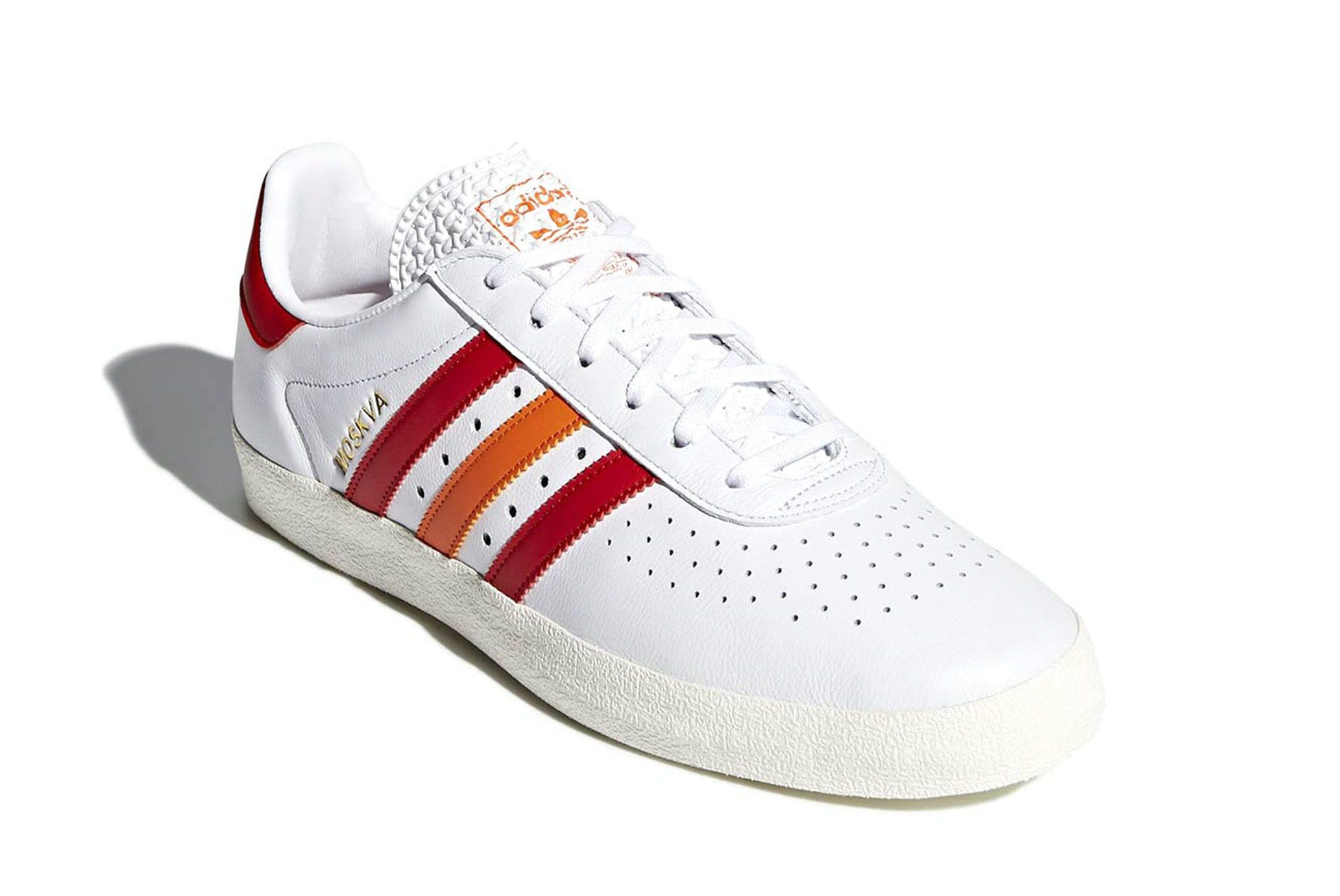 Adidas 350 Moscow Black White Leather Release 5 Sneaker Freaker