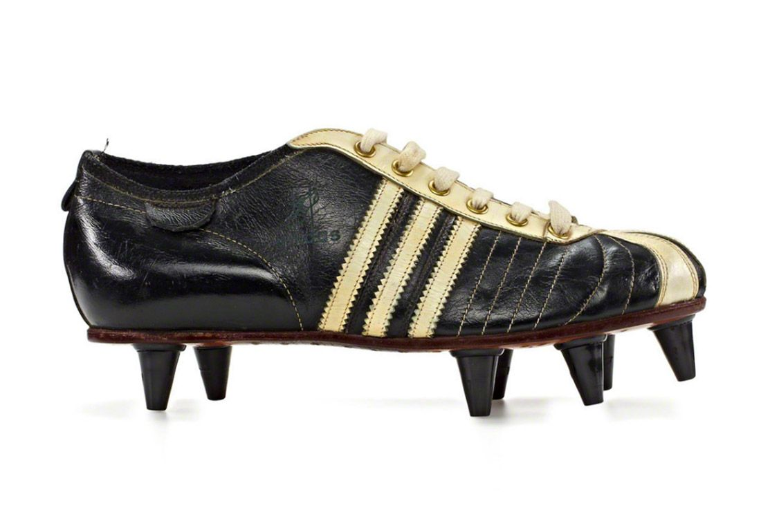 Material Matters Football Adidas American 1956