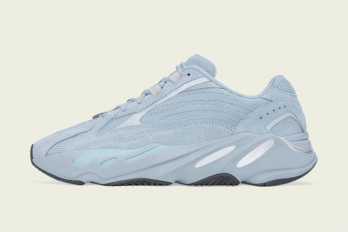 Adidas Yeezy Boost 700 V2 Hospital Blue Left