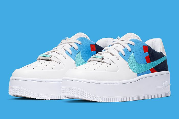 Nike Air Force 1 Sage Low Basketball Court Bv1976 002 Front Angle
