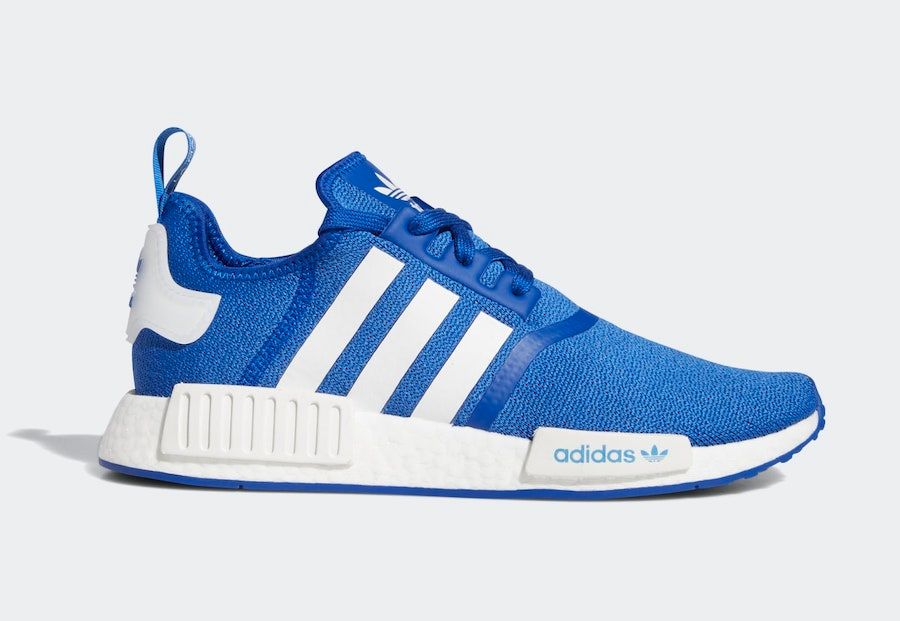 adidas NMD R1 Royal Blue Right