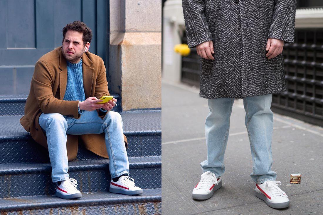 The Sneaker Evolution Of Jonah Hill 16