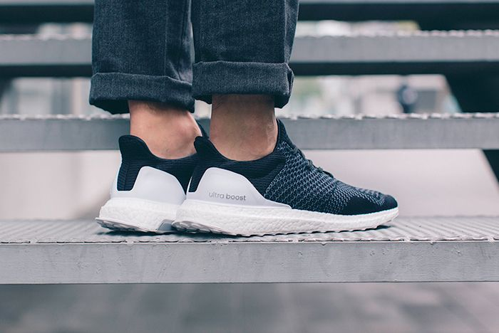 Hypebeast X Adidas Uncaged Boost On Foot