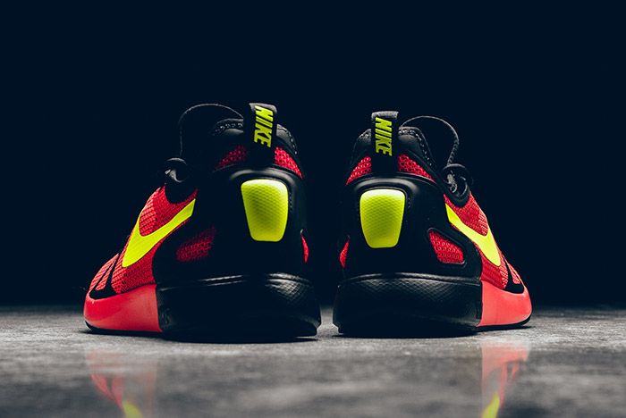 Nike Duel Racer Crimson Volt 4