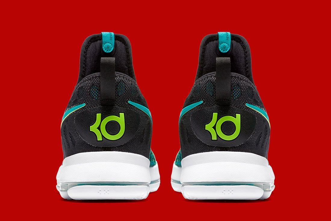 Nike Kd 9 Birds Of Paradise 4
