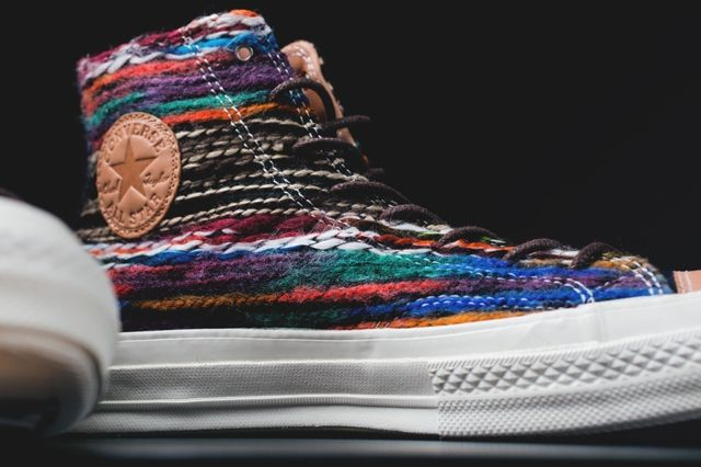 Converse Chuck Taylor All Star 70S Folk Patchwork Pack 2