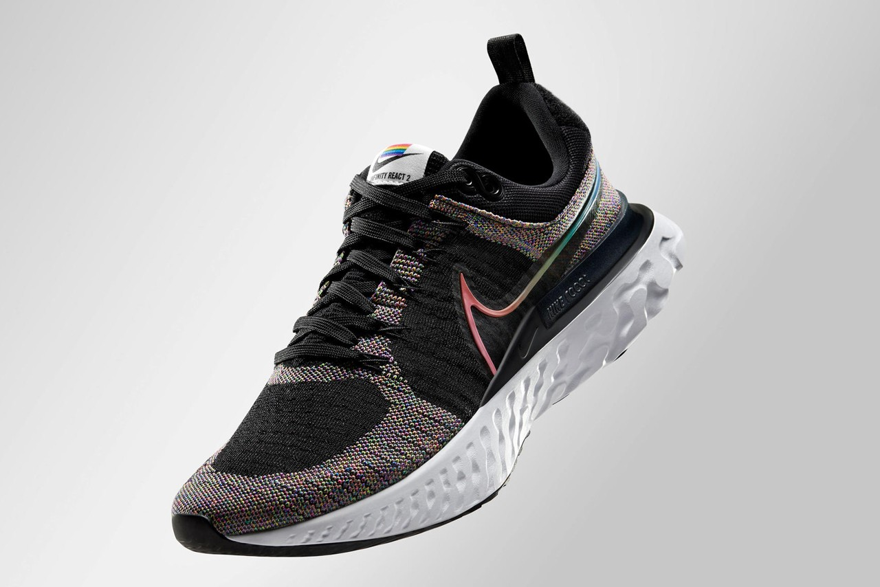 Nike React Infinity Run 2 Be True Collection 2021
