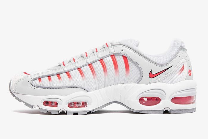 Nike Air Max Tailwind 4 White Red Aq2567 400 Side Shot 5