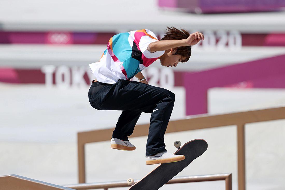 yuto horigome olympics
