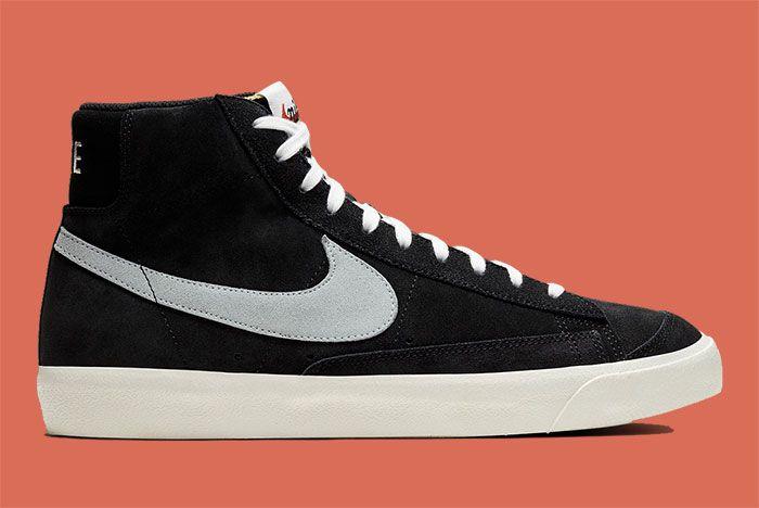 Nike Blazer Mid 77 Cw2371 001 Lateral