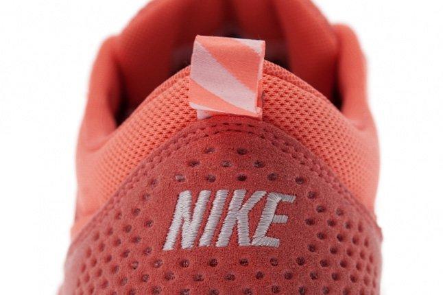 Nike Air Max Thea Atomicpink Atomicpink Heel Detail 1