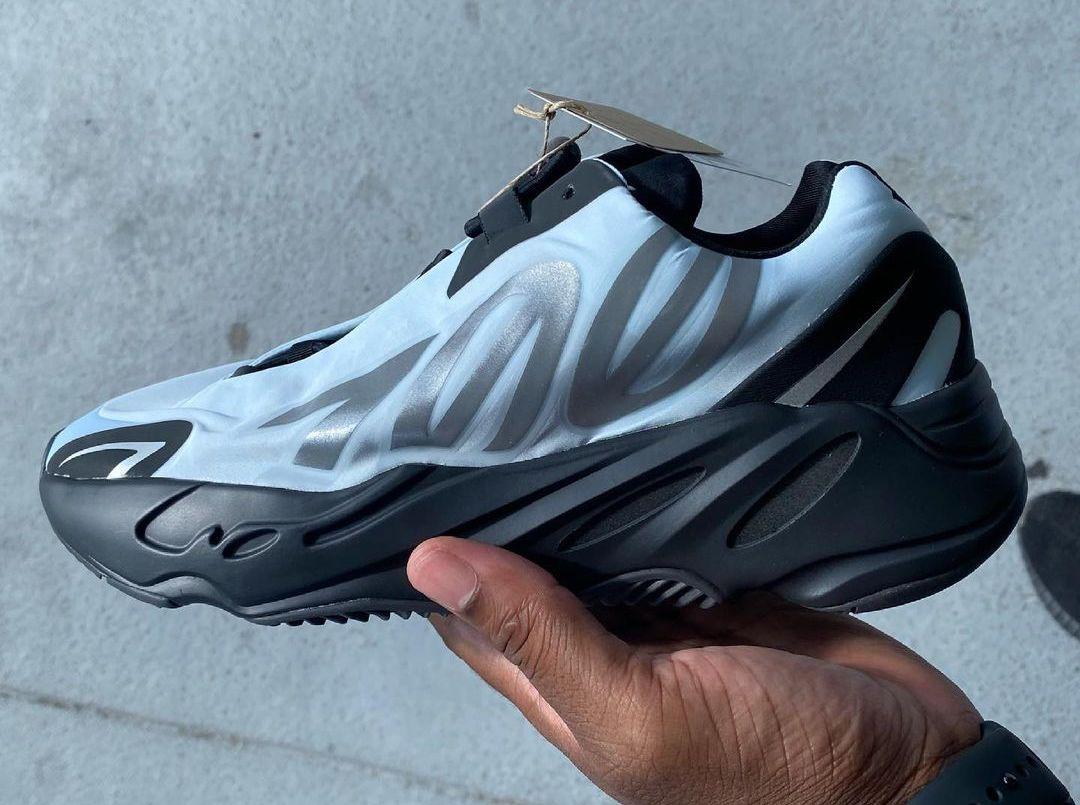 First Look The Yeezy Boost 700 Mnvn Blue Tint Sneaker Freaker