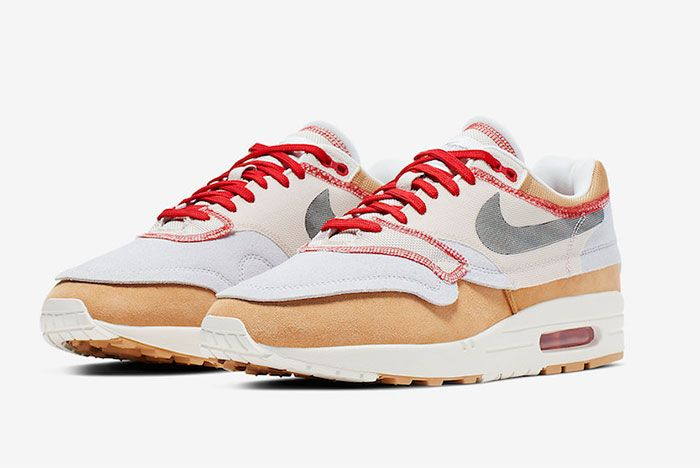 Nike Air Max 1 Inside Out Toe