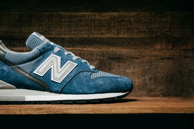 New Balance 996 Royal Blue Connissuer 3