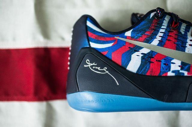Nike Kobe 9 Em Independence Day 4