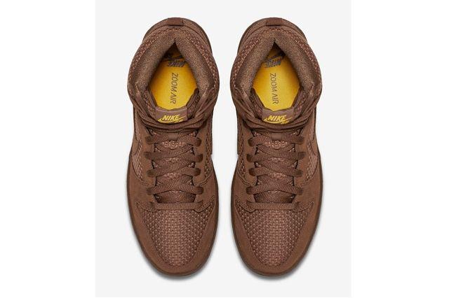Nike Sb Dunk Hi Cornucopia 4