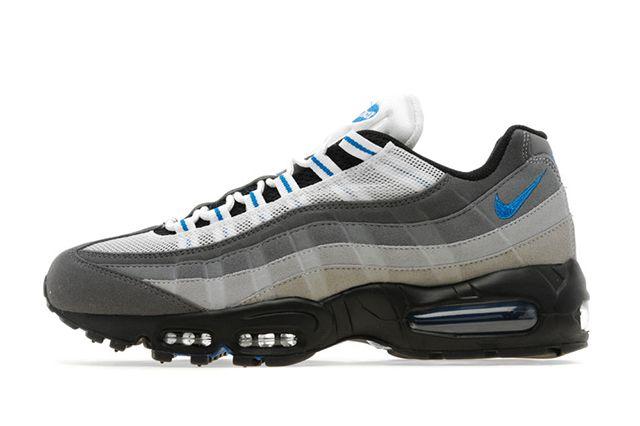 Nike Air Max 95 Jd Sports Exclusive Military Blue 2
