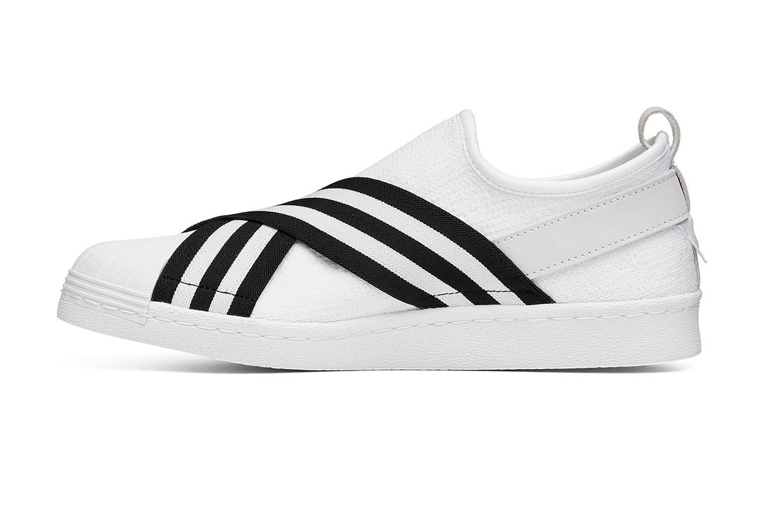 White Mountaineering X Adidas Superstar Slip On 7