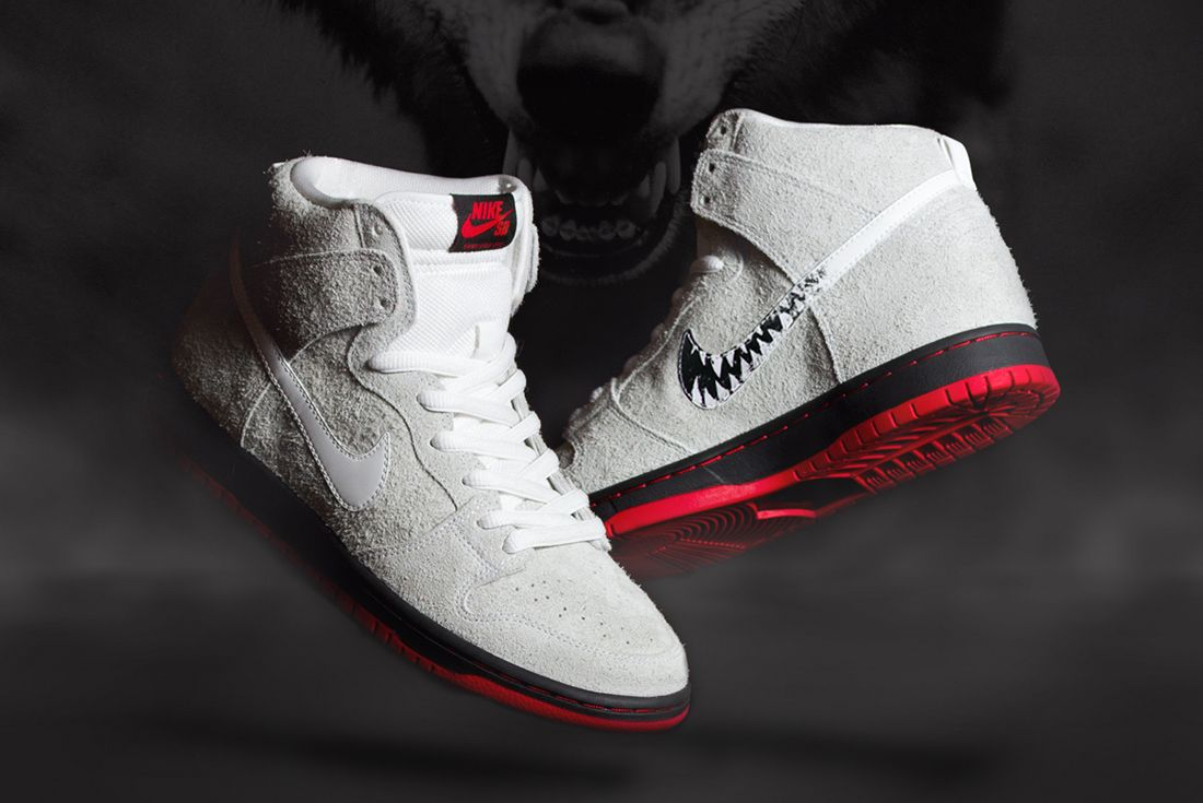 Black Sheep X Nike Sb Dunk High Wolf In Sheeps Clothing6