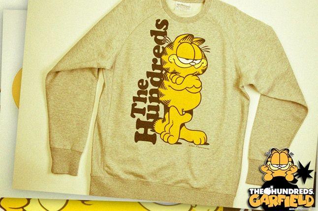 The Hundreds Garfield 3 1
