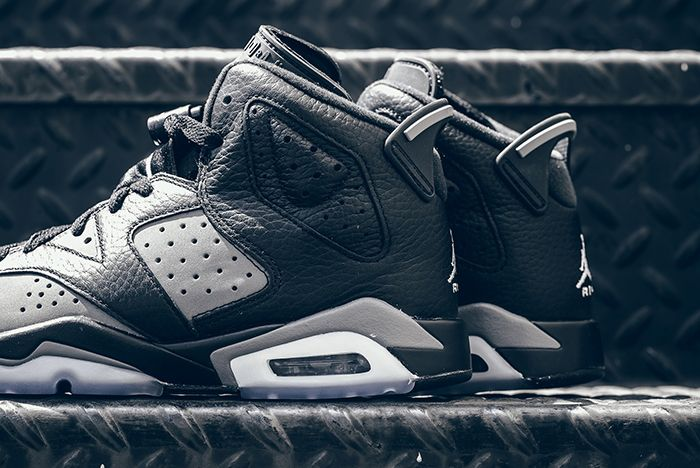 Air Jordan 6 Bg Blackcool Grey6