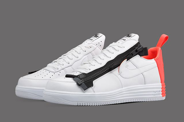 Acronym X Nike Lunar Force 1 Zip7
