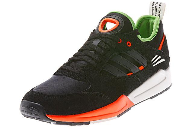 Adidas Originals Tech Super 2 Black Front