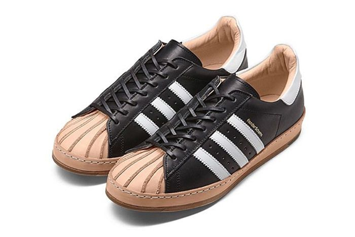 Adidas Hender Scheme Superstar Black 6