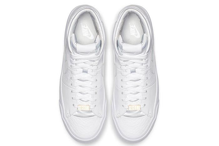 Nike Blazer Royal Triple White 2