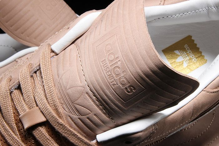 Adidas Busenitz Vachetta Leather 4