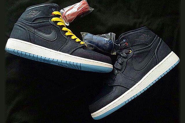Air Jordan 1 Denim Feature4