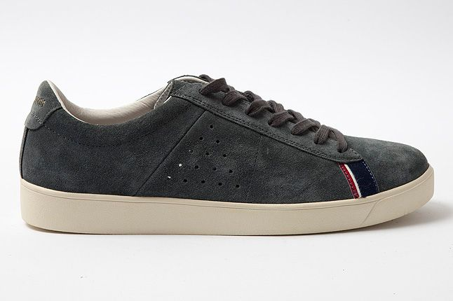 Dax Grey Suede Side 1
