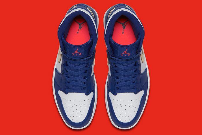 Air Jordan 1 Retro High Olympic 5