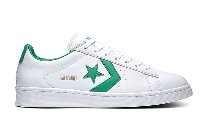 Pro Leather Og Colour Block Ox Green £70