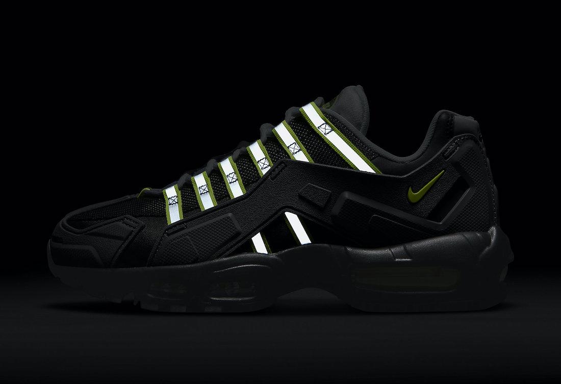 The Origins of the Rugged Nike Air Max 95 NDSTRKT 'Neon' - Sneaker ...