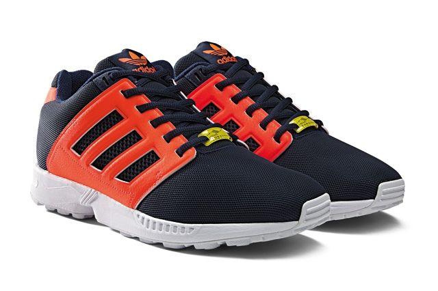 Adidas Originals Zx Flux 2 0 Tonal Neon 7
