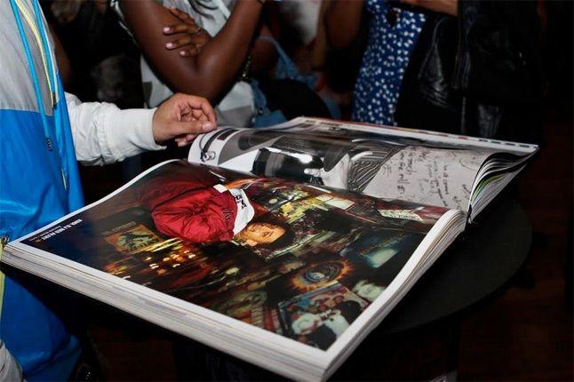 Hip Hop Odyssey Book Launch 95 1