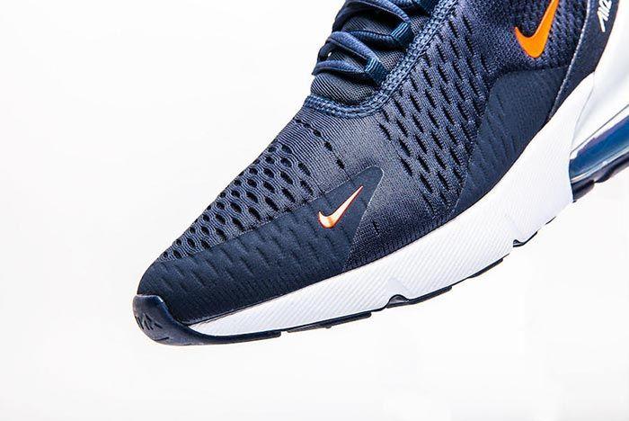 Nike Air Max 270 Blue Toe Shot