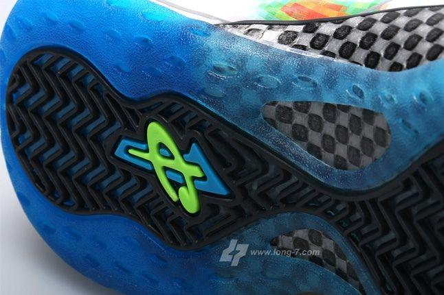 Nike Air Foamposite One Weatherman Sole Detail 1