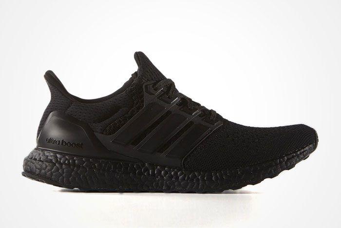 Adidas Ultra Boost Triple Black 1