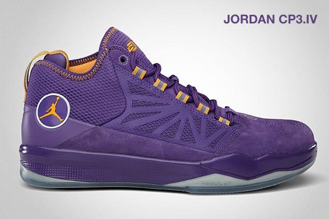 Jordan Cp3 Iv Purple 1