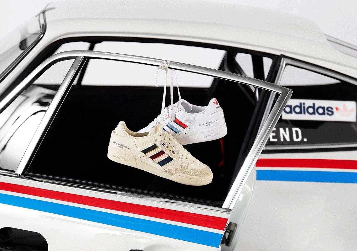 END x adidas Continental 80 German Engineering
